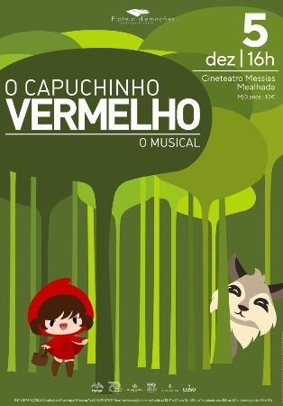 O Capuchino Vermelho - Musical Infantil