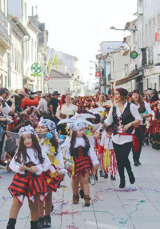 Carnaval de Palmo e Meio