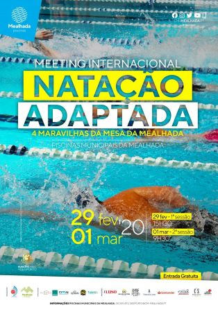 III Meeting Internacional de Natação