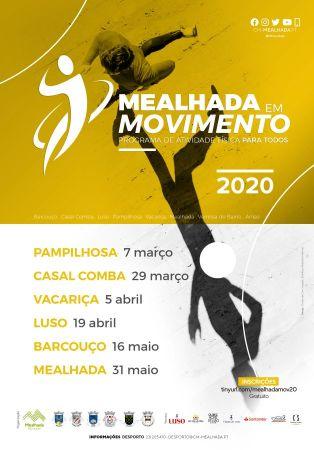 Mealhada em Movimento 2020