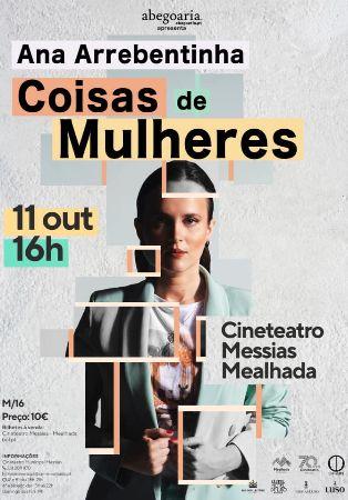 Ana Arrebentinha - Coisas de Mulheres