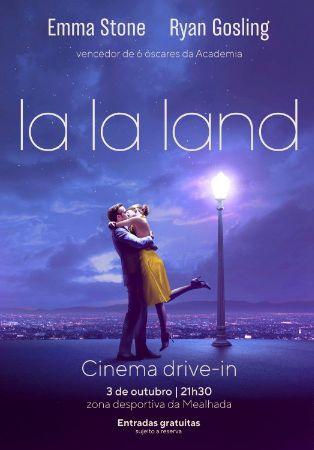 Cinema drive in na Mealhada