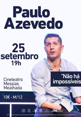 Palestra motivacional com Paulo Azevedo