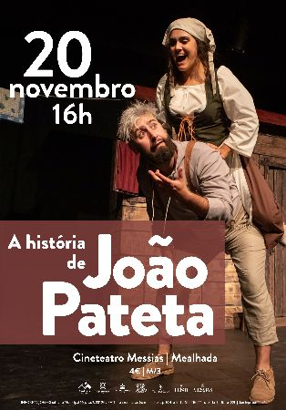 A hist�ria de Jo�o Pateta