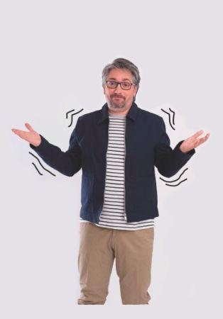 """""""Saco de pancada"""" de Nuno Markl"""
