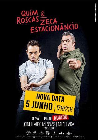 Quim Roscas & Zeca Estacion�ncio