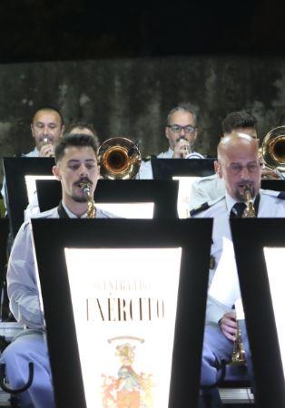 Concerto com a Orquestra Ligeira do Ex�rcito