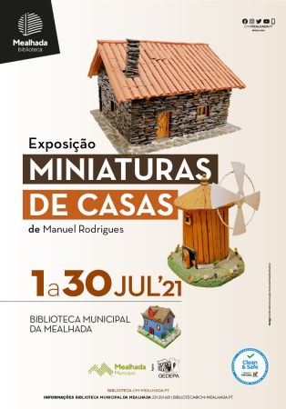 Miniaturas de Casas