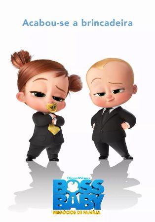 Boss Baby - Neg�cios de Fam�lia VP