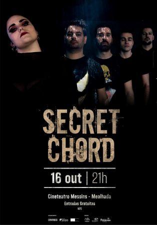 Concerto banda Secret Chord