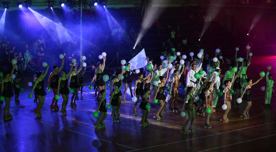 Festival da Atividade Física reuniu mais de 800 pessoas no Luso