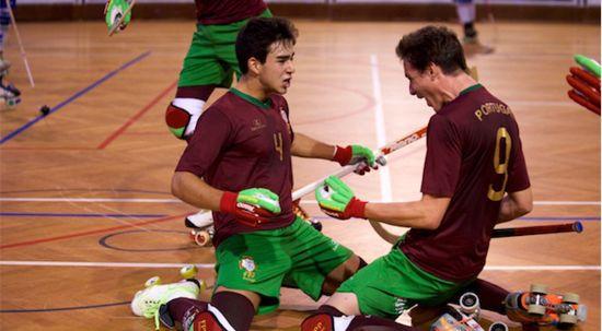 Portugal na luta pelo título de campeão europeu de Hóquei em Patins Sub17