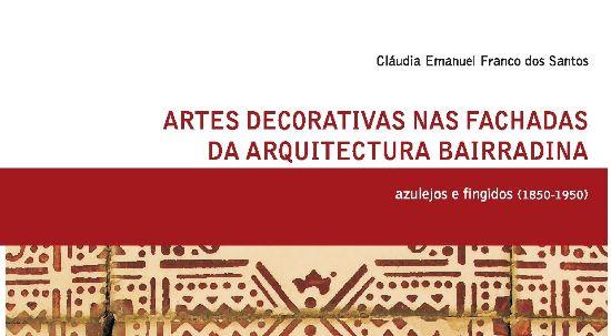 Livro sobre arquitetura bairradina vai ser apresentado na Biblioteca Municipal
