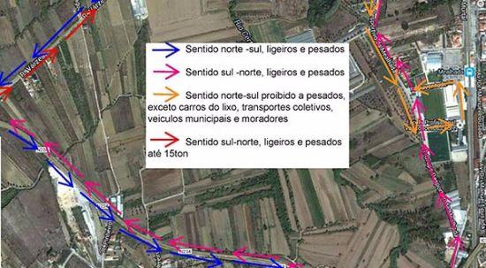 Esclarecimentos sobre obras na Ponte do Gameiro