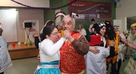 Carnaval já começou para 250 idosos do concelho da Mealhada