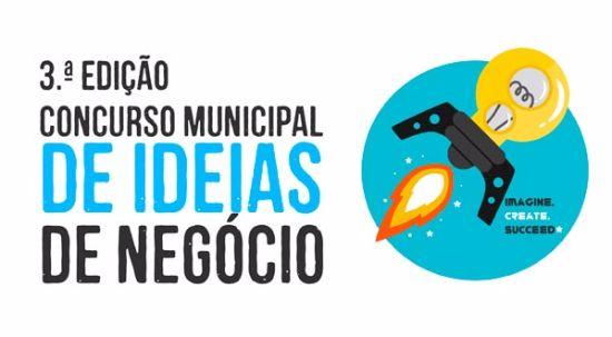 Concurso Municipal de Ideias de Negócio para estudantes do ensino profissional e secundário