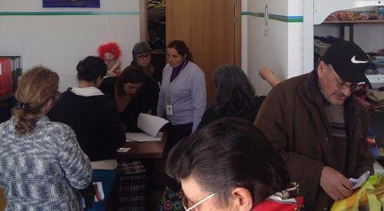 Projeto Roda Viva - Loja Social do Município distribui bens alimentares a 180 famílias