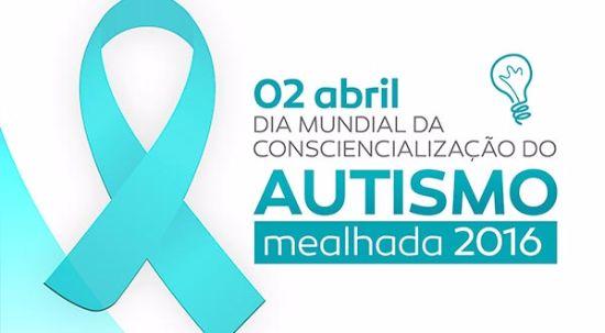 Mealhada assinala o Dia Mundial da Consciencialização do Autismo