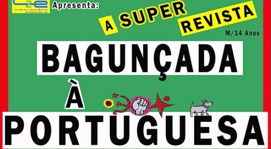 """""""Bagunçada à Portuguesa"""" promete deixar toda a gente a rir"""