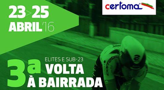 3ª Volta à Bairrada em Bicicleta está na estrada a 23 de abril