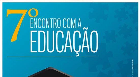 """7° Encontro com a Educação: """"Ensinar e aprender: os desafios do cérebro"""""""