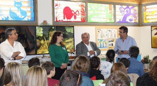 Rota Eco-Escolas vai passar por 13 escolas e IPSS da Mealhada