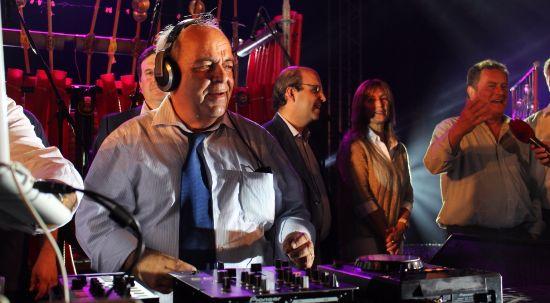 Autarcas DJ deram o mote para os 6 dias de Festame