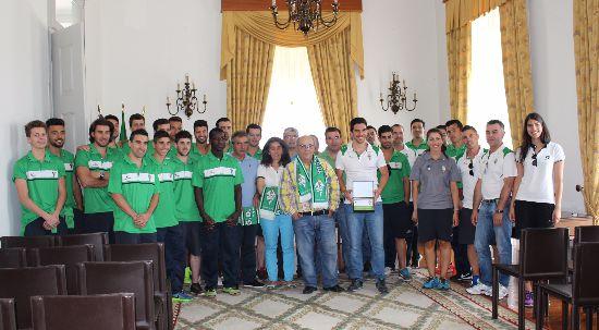 Autarquia presta homenagem ao Grupo Desportivo da Mealhada