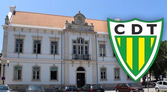 Receção ao Clube Desportivo de Tondela