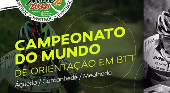 BTT vai invadir a Bairrada: Campeonato Mundial disputa-se em solos da Mealhada, Cantanhede e Águeda