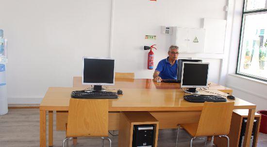 Novo Espaço Internet em funcionamento no Espaço do Cidadão da Mealhada
