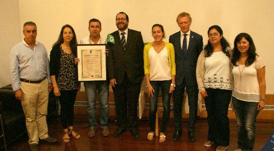 Mealhada recebeu galardão Eco Escolas para 13 escolas inscritas no projeto