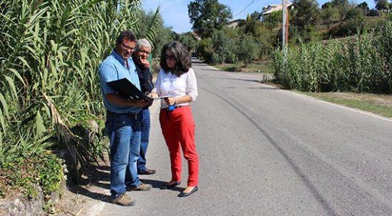 Autarquia da Mealhada avança com obras na rede pluvial e viária da freguesia de Barcouço