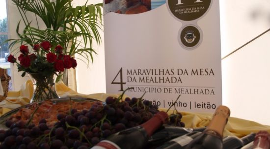 4 Maravilhas leva produtores de vinho ao Festival Nacional de Gastronomia de Santarém