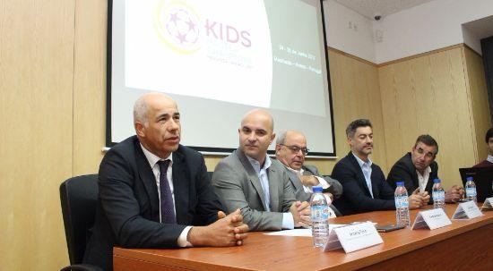 Mealhada será palco do Kids Master Champions com Vitor Baía como patrono do evento