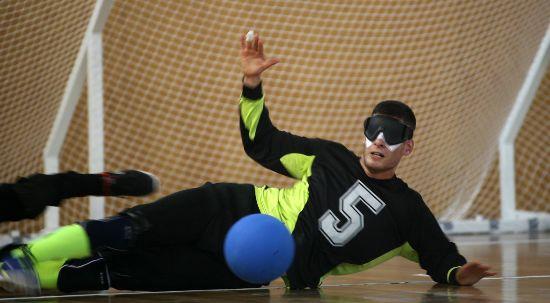 Mealhada recebe primeira jornada do campeonato de Goalball