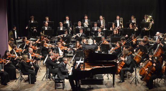 Orquestra Filarmonia das Beiras e Mário Laginha deram boas-vindas ao novo ano na Mealhada