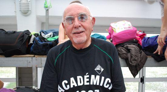 Bater recordes nacionais aos 90 anos