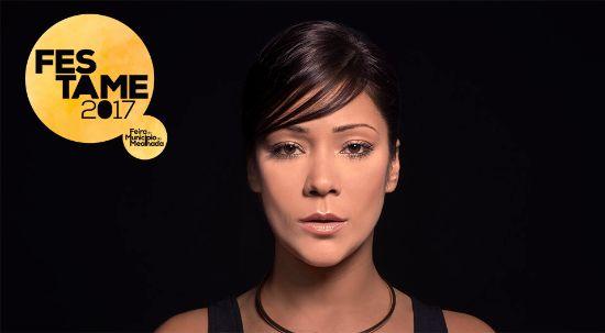 Raquel Tavares atua na Festame dia 15 de junho