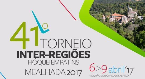 Torneio Inter-Regiões de Hóquei em Patins na Mealhada