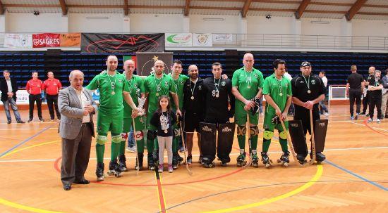 Cucujães e Passos Manuel foram os vencedores da Copa Europa