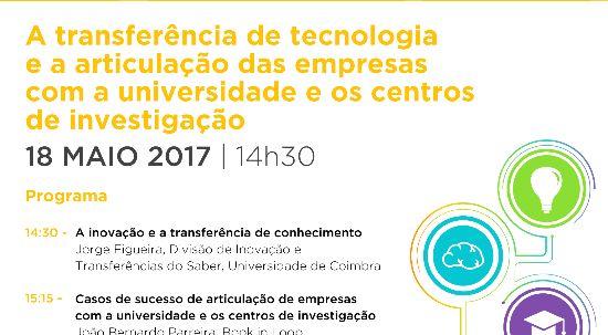 Conferência sublinha ligação das empresas às universidades e centros de saber