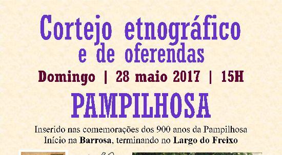 Ver Cortejo Etnográfico e de Oferendas na Pampilhosa