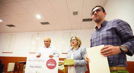 Pampilhosa foi palco da entrega do Prémio de Demografia Mário Leston bandeira