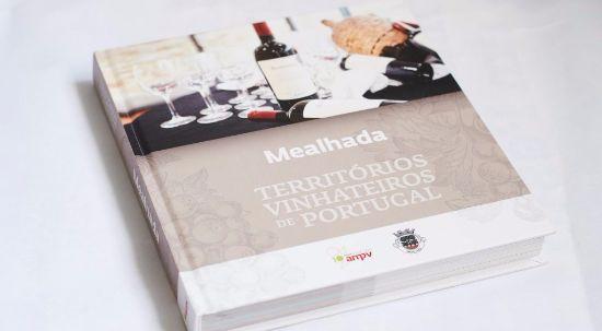 """Livro """"Territórios vinhateiros de Portugal"""" será apresentado na Biblioteca da Mealhada"""