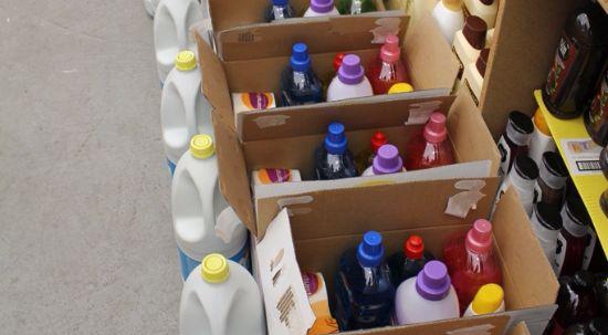 Loja Social entrega material de higiene e bens alimentares a mais de 500 pessoas