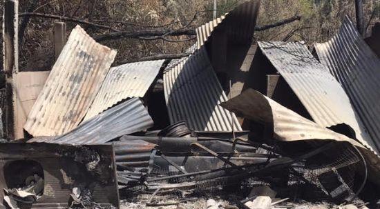 Oito famílias receberão apoios para repor bens ardidos nos fogos