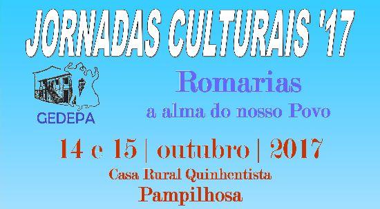 Jornadas culturais do Gedepa