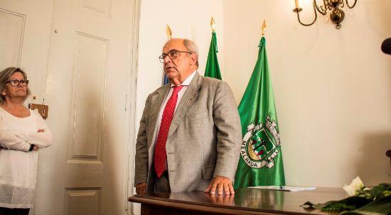 Rui Marqueiro toma posse na Câmara Municipal e afirma estratégia de concretização de obras