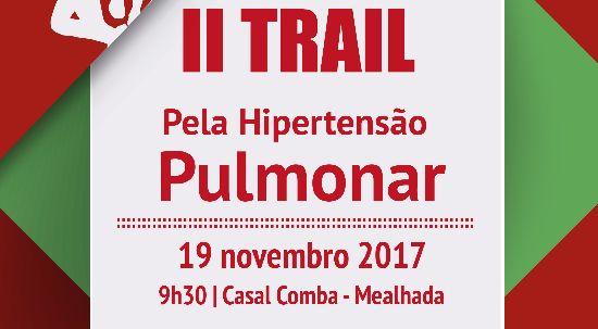 II Trail Pela Hipertensão pulmonar
